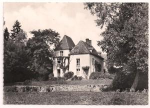 Family home in Burgundy